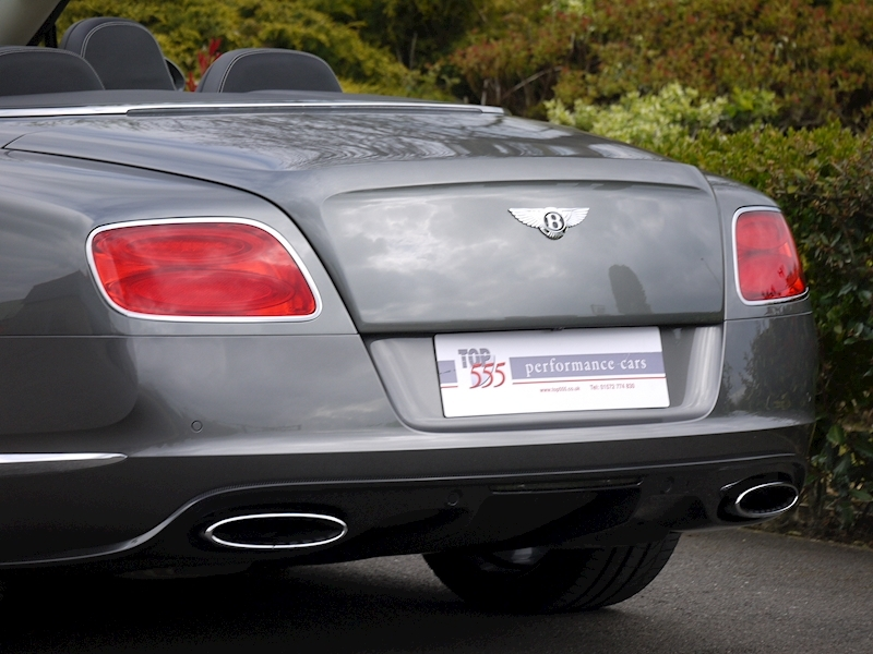 Bentley Continental GTC Speed 6.0 W12 - Large 10