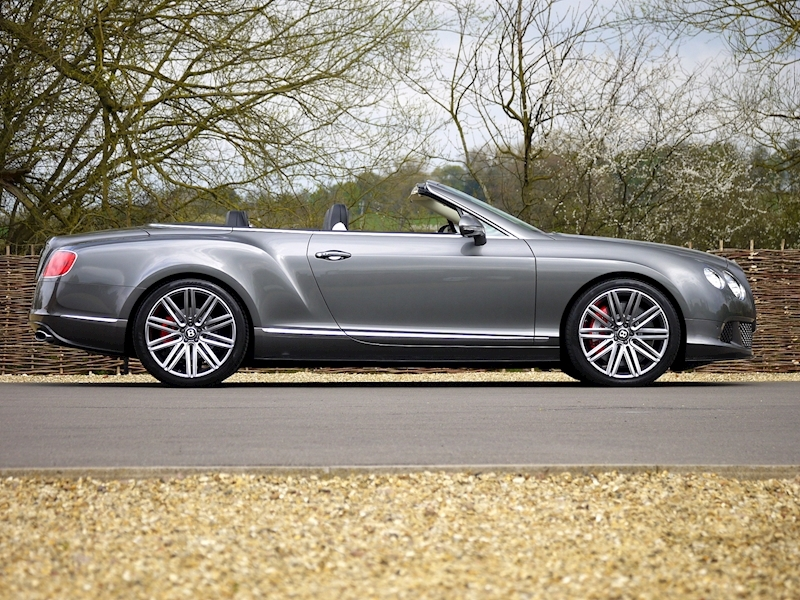 Bentley Continental GTC Speed 6.0 W12 - Large 19