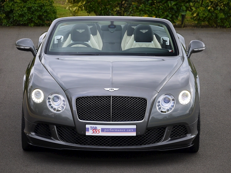 Bentley Continental GTC Speed 6.0 W12 - Large 24
