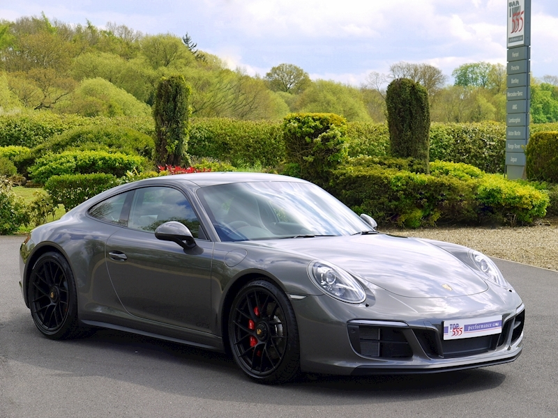 Porsche 911 (991.2) Carrera 4 GTS 3.0 Coupe PDK - Large 29
