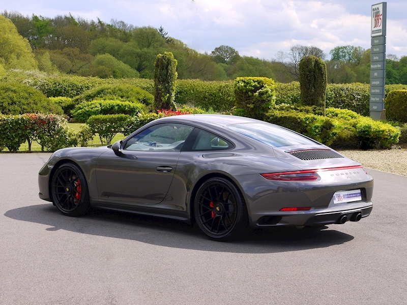 Porsche 911 (991.2) Carrera 4 GTS 3.0 Coupe PDK - Large 30