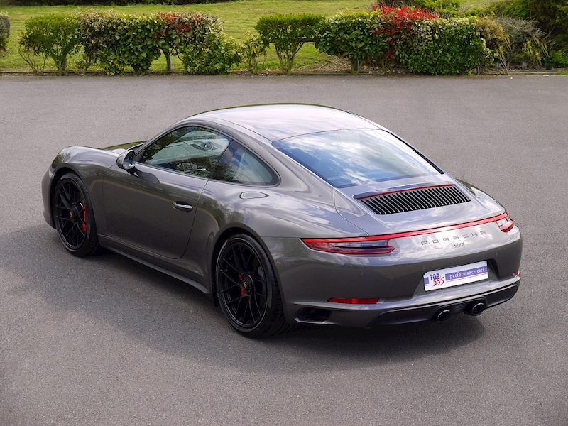 Porsche 911 (991.2) Carrera 4 GTS 3.0 Coupe PDK - Large 31