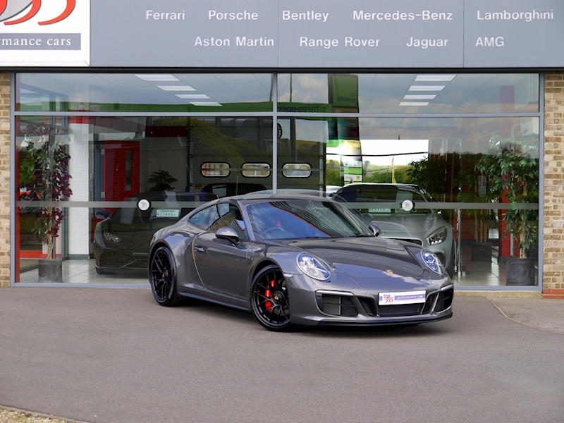 Porsche 911 (991.2) Carrera 4 GTS 3.0 Coupe PDK - Large 32