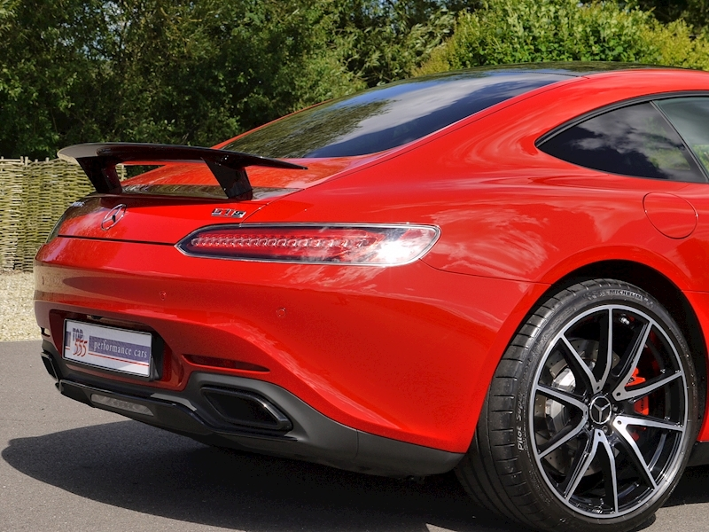 Mercedes AMG GTS 'EDITION 1' - Large 13