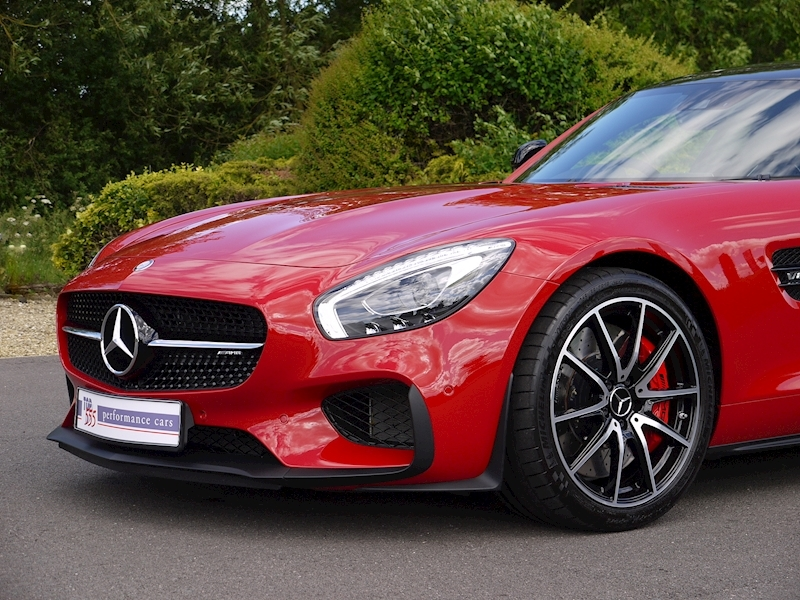 Mercedes AMG GTS 'EDITION 1' - Large 20