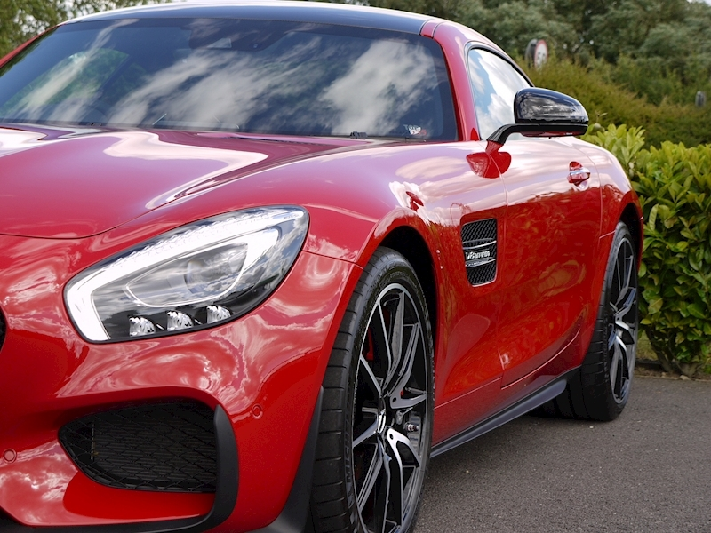 Mercedes AMG GTS 'EDITION 1' - Large 22