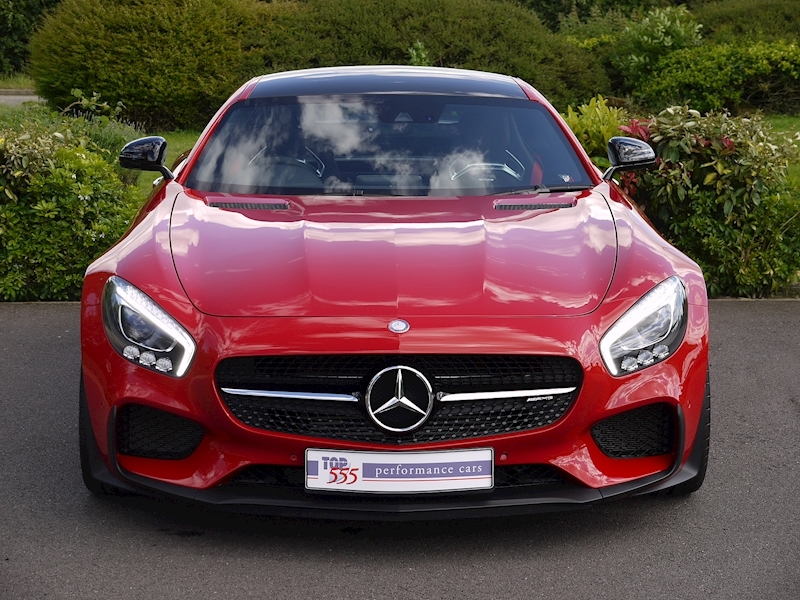 Mercedes AMG GTS 'EDITION 1' - Large 24