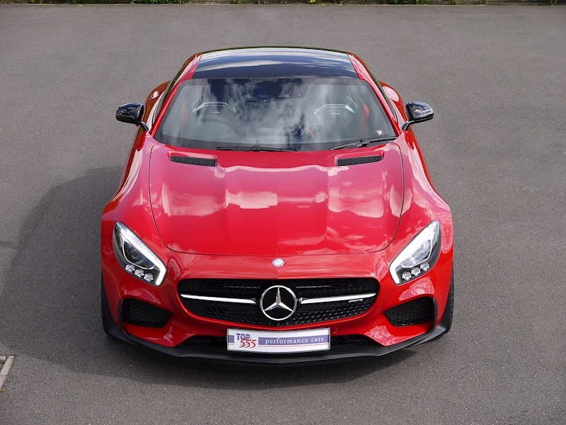 Mercedes AMG GTS 'EDITION 1' - Large 26
