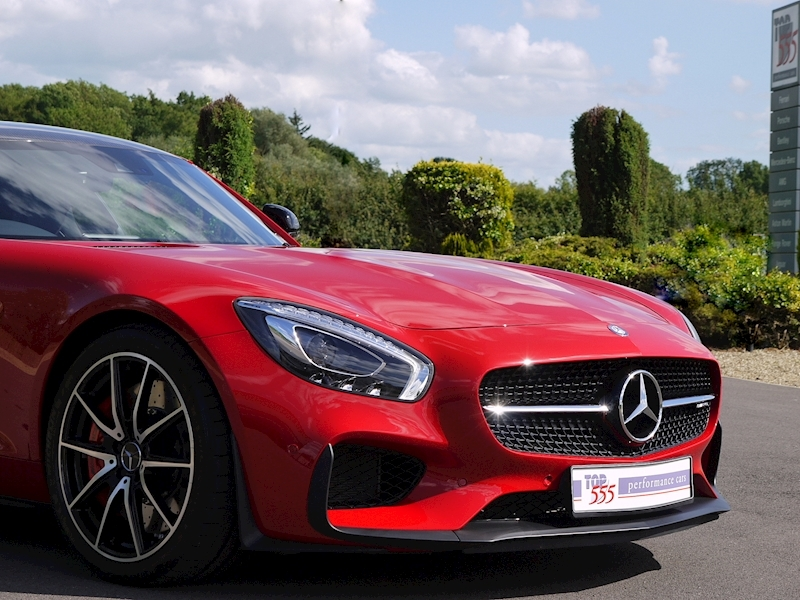 Mercedes AMG GTS 'EDITION 1' - Large 34