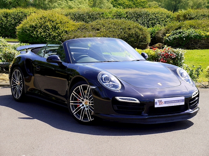 Porsche 911 (991) Turbo Cabriolet 3.8 PDK - Large 15