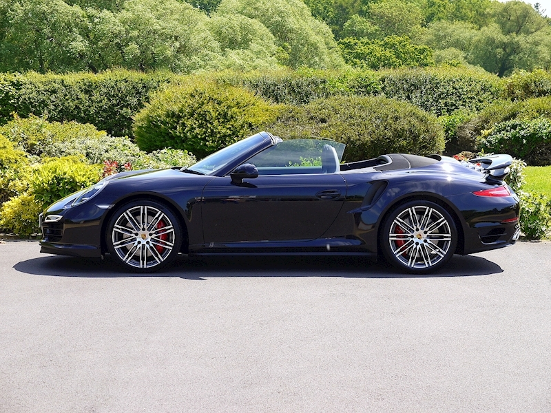 Porsche 911 (991) Turbo Cabriolet 3.8 PDK - Large 3