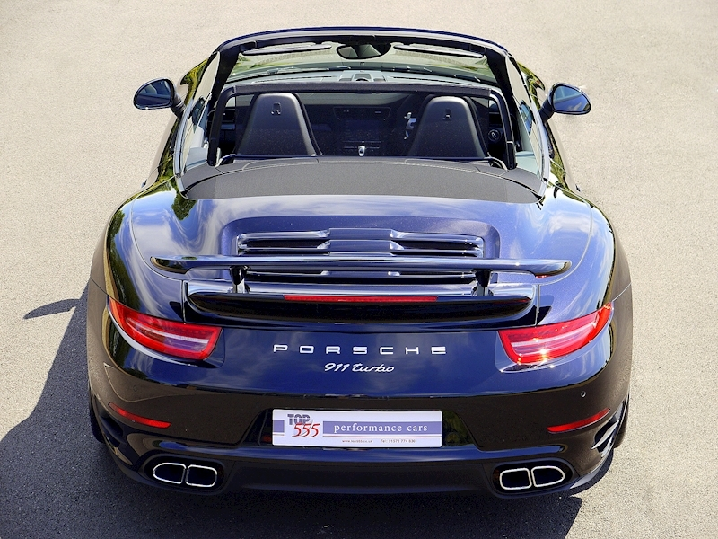 Porsche 911 (991) Turbo Cabriolet 3.8 PDK - Large 10