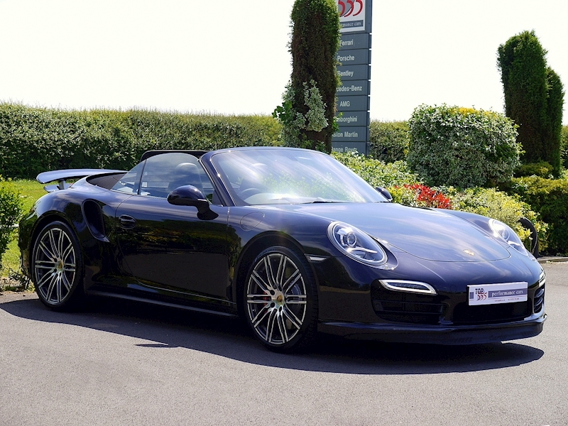Porsche 911 (991) Turbo Cabriolet 3.8 PDK - Large 11