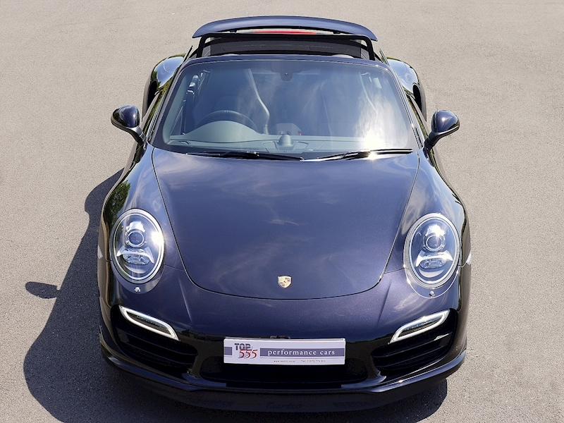 Porsche 911 (991) Turbo Cabriolet 3.8 PDK - Large 14
