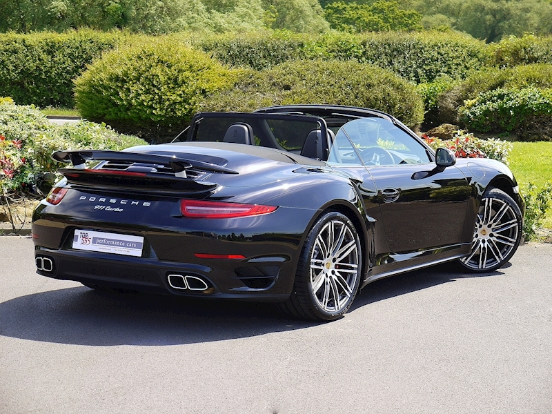 Porsche 911 (991) Turbo Cabriolet 3.8 PDK - Large 16