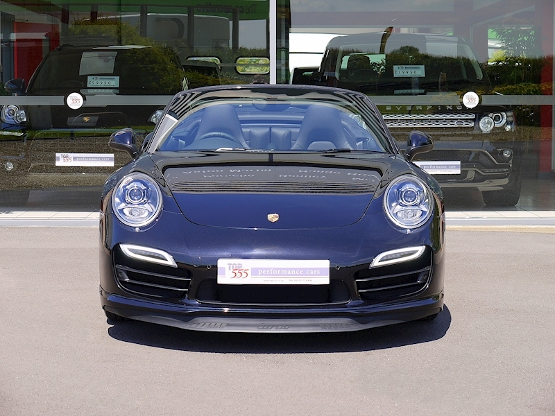 Porsche 911 (991) Turbo Cabriolet 3.8 PDK - Large 19