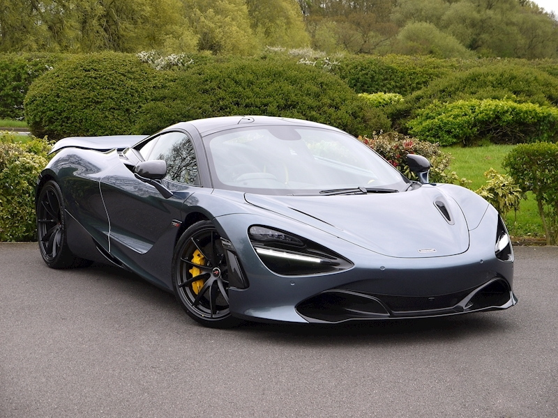 Mclaren 720S PERFORMANCE - LAUNCH EDITION - Large 25
