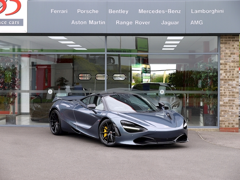 Mclaren 720S PERFORMANCE - LAUNCH EDITION - Large 39