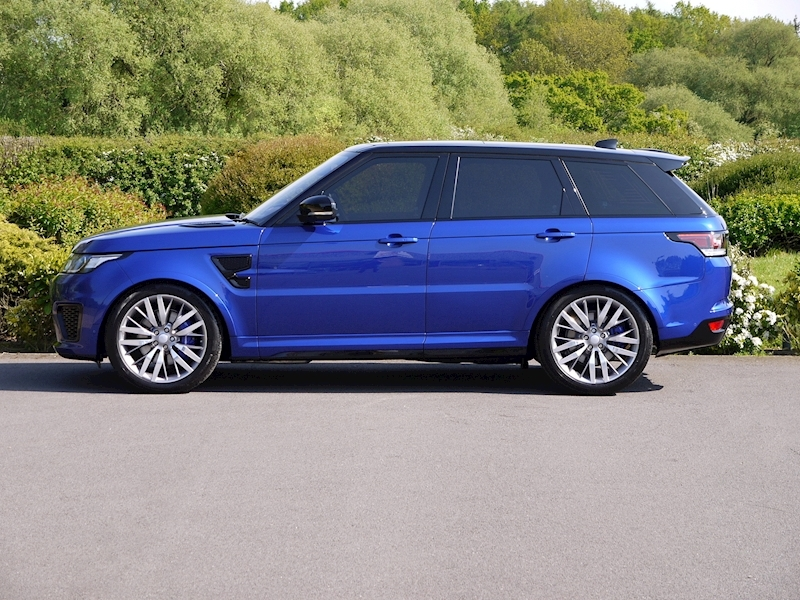 Land Rover Range Rover Sport 5.0 V8 SVR (2017 Model) - Large 2