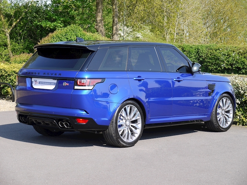 Land Rover Range Rover Sport 5.0 V8 SVR (2017 Model) - Large 9