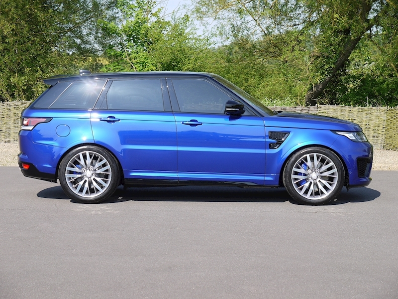Land Rover Range Rover Sport 5.0 V8 SVR (2017 Model) - Large 12