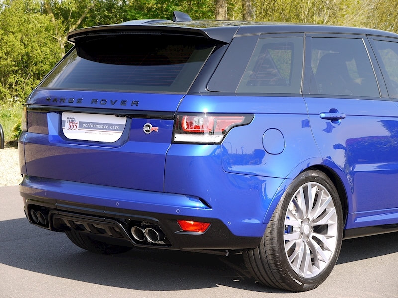 Land Rover Range Rover Sport 5.0 V8 SVR (2017 Model) - Large 13