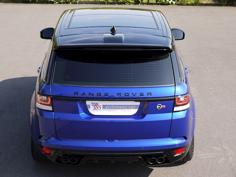 Land Rover Range Rover Sport 5.0 V8 SVR (2017 Model) - Large 15