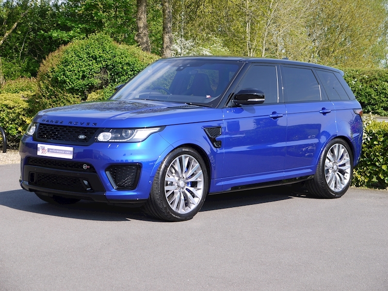 Land Rover Range Rover Sport 5.0 V8 SVR (2017 Model) - Large 16