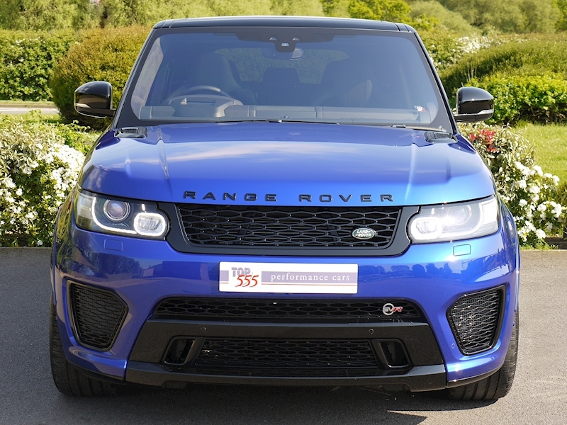 Land Rover Range Rover Sport 5.0 V8 SVR (2017 Model) - Large 18