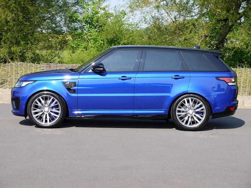 Land Rover Range Rover Sport 5.0 V8 SVR (2017 Model) - Large 19