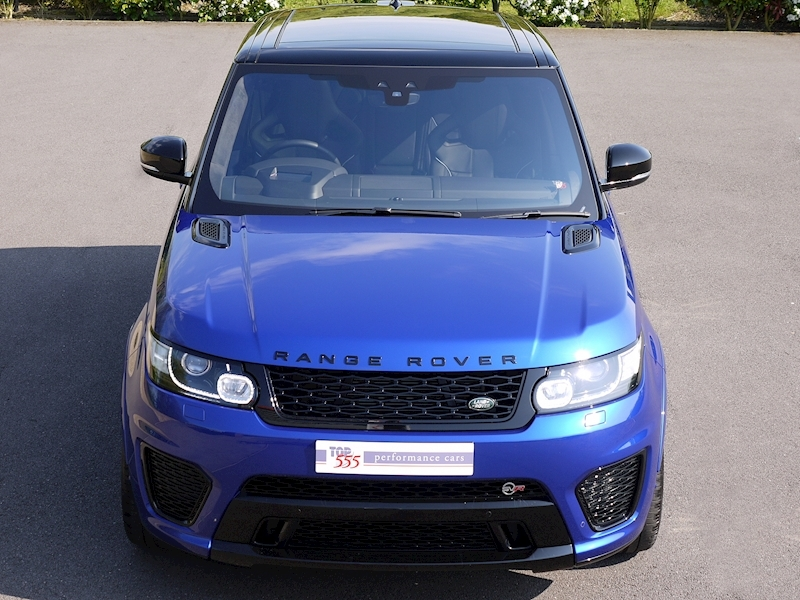 Land Rover Range Rover Sport 5.0 V8 SVR (2017 Model) - Large 20