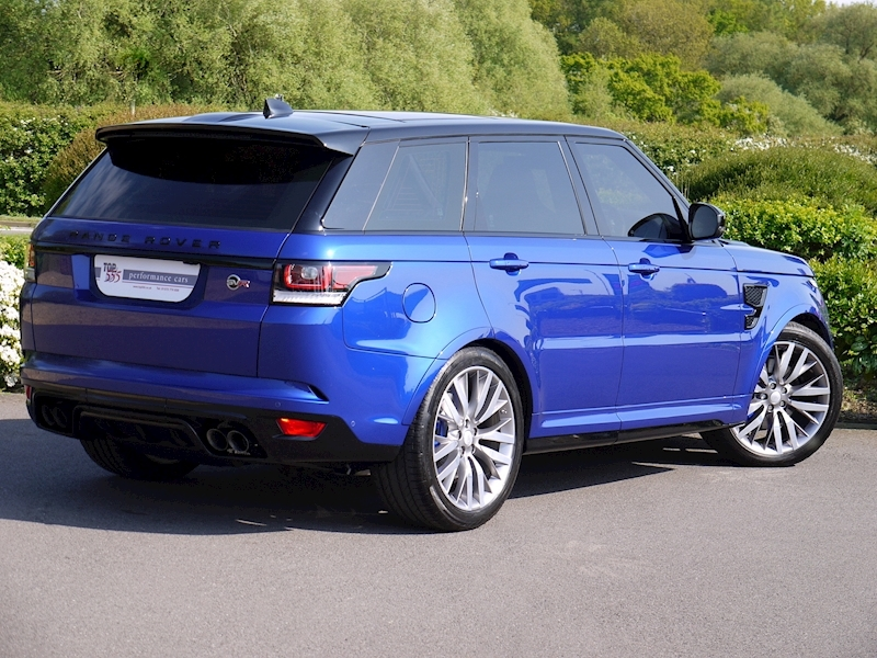 Land Rover Range Rover Sport 5.0 V8 SVR (2017 Model) - Large 23