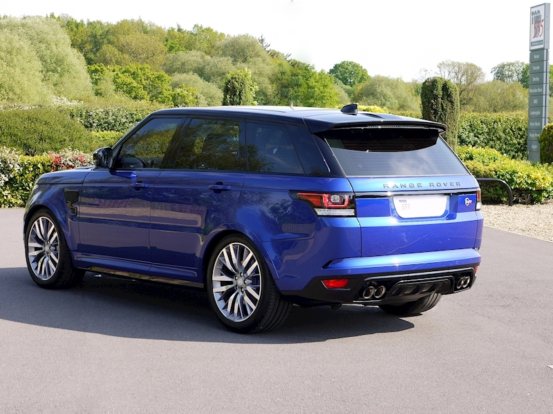Land Rover Range Rover Sport 5.0 V8 SVR (2017 Model) - Large 29