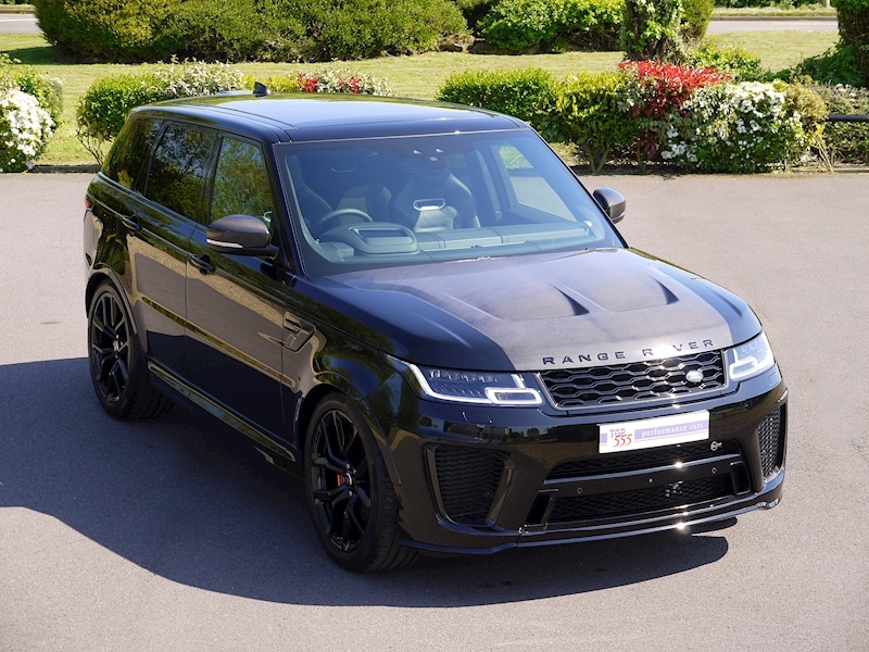 Land Rover Range Rover Sport 'SVR' - 2018 Model - Large 0
