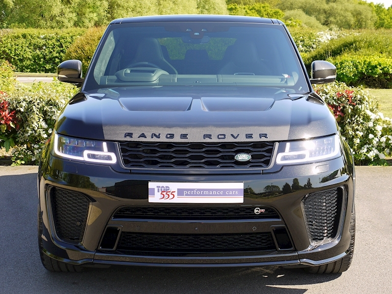 Land Rover Range Rover Sport 'SVR' - 2018 Model - Large 17
