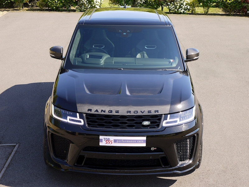 Land Rover Range Rover Sport 'SVR' - 2018 Model - Large 18
