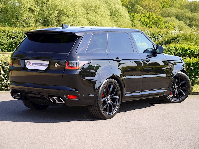 Land Rover Range Rover Sport 'SVR' - 2018 Model - Large 22