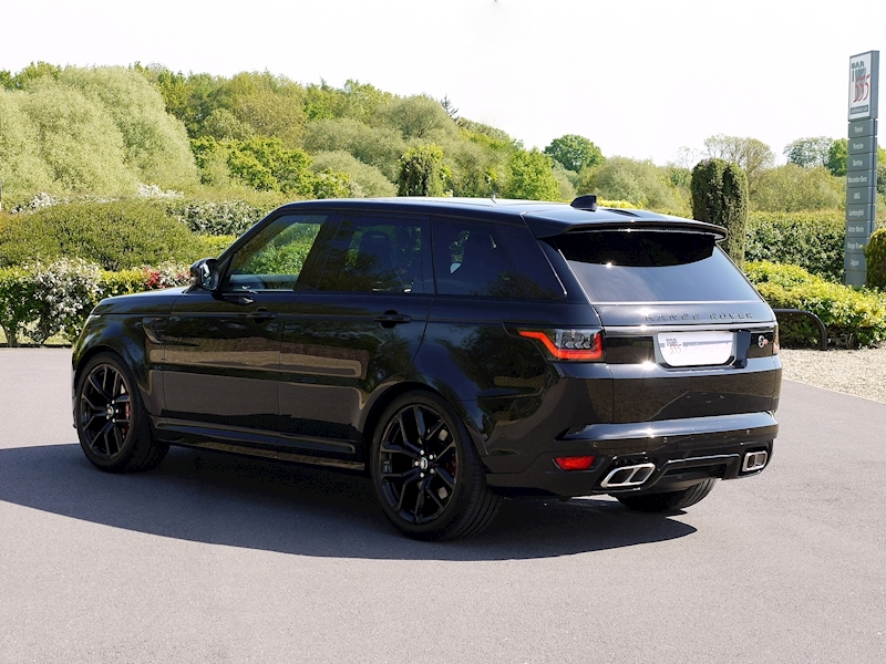 Land Rover Range Rover Sport 'SVR' - 2018 Model - Large 30