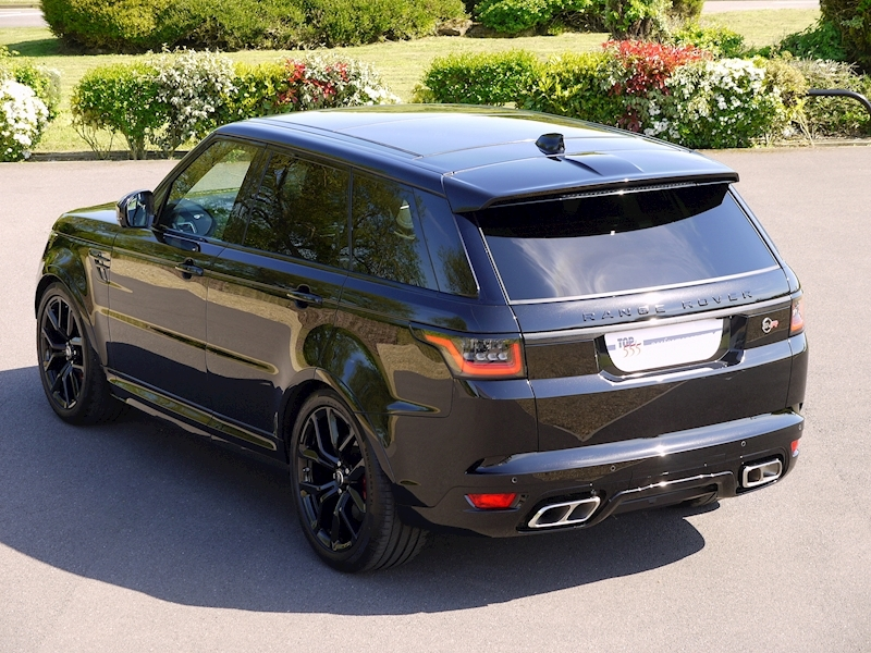 Land Rover Range Rover Sport 'SVR' - 2018 Model - Large 31