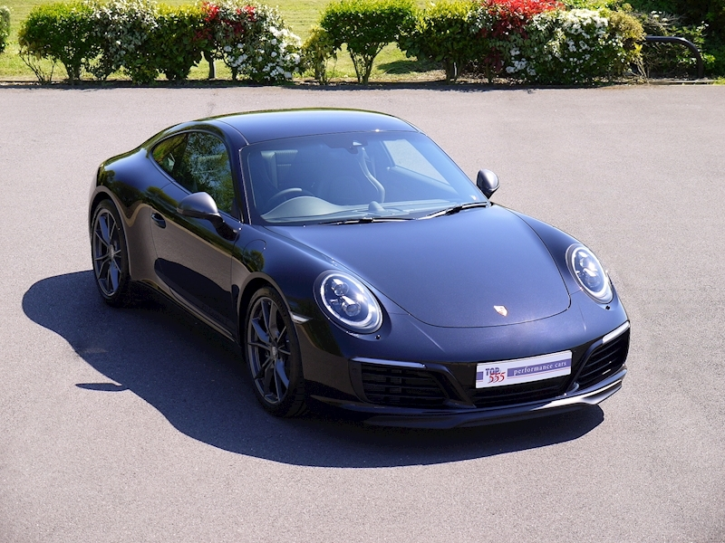 Porsche 911 Carrera T Coupe 3.0 Manual (£106k List Price) - Large 0