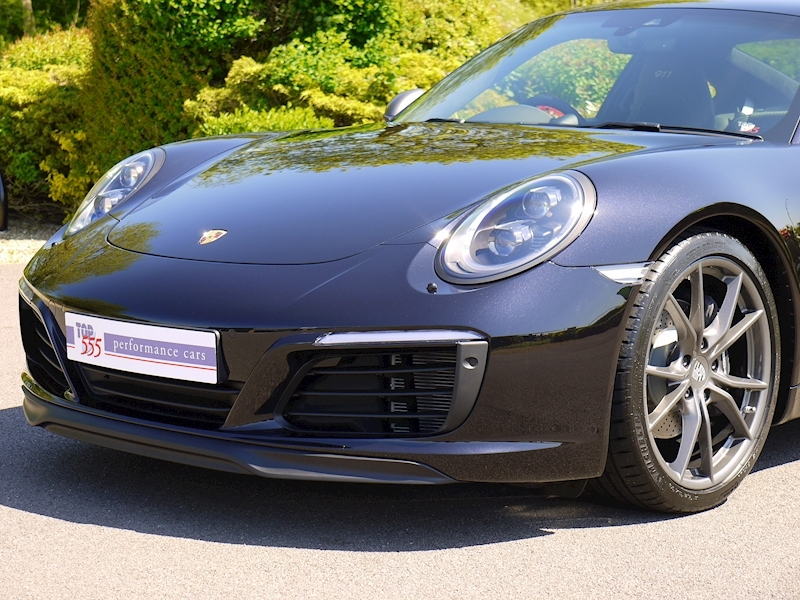 Porsche 911 Carrera T Coupe 3.0 Manual (£106k List Price) - Large 18