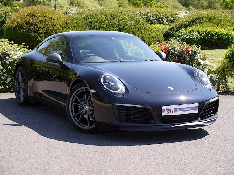 Porsche 911 Carrera T Coupe 3.0 Manual (£106k List Price) - Large 23