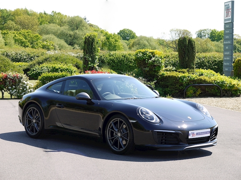 Porsche 911 Carrera T Coupe 3.0 Manual (£106k List Price) - Large 32