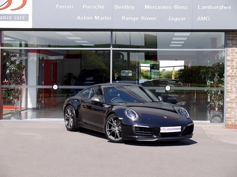 Porsche 911 Carrera T Coupe 3.0 Manual (£106k List Price) - Large 35