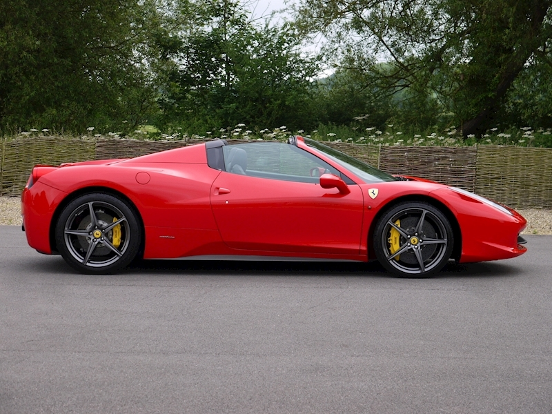 Ferrari 458 Spider - Large 13