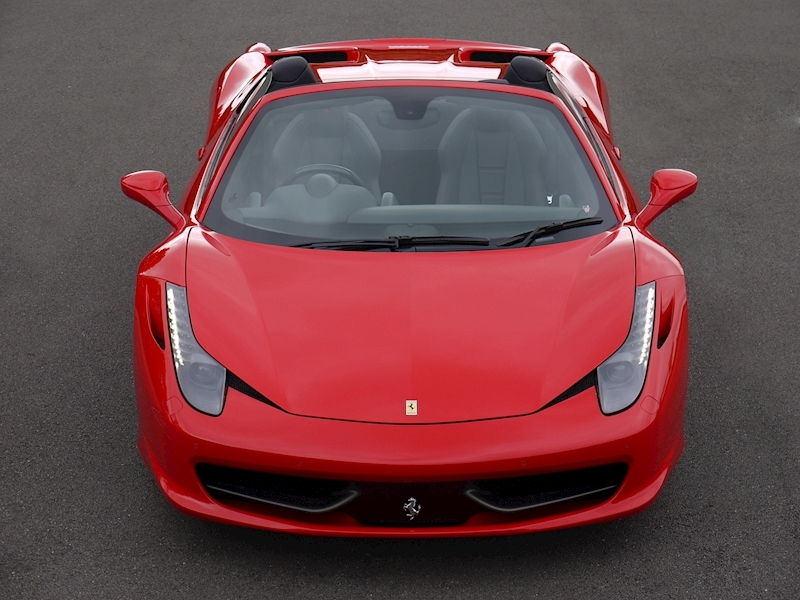 Ferrari 458 Spider - Large 22