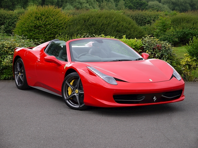 Ferrari 458 Spider - Large 24