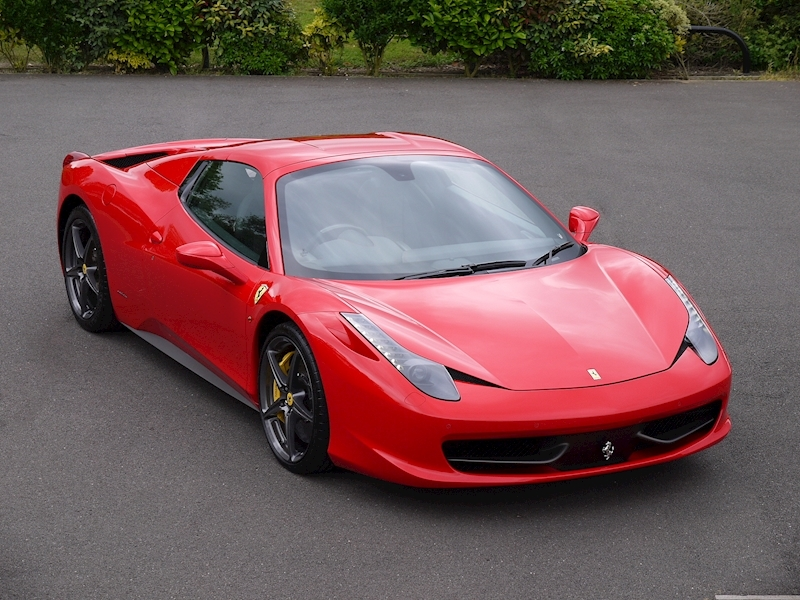 Ferrari 458 Spider - Large 28