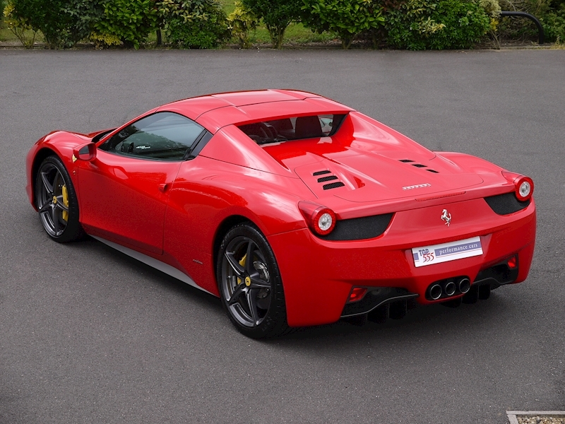 Ferrari 458 Spider - Large 29