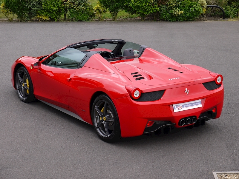 Ferrari 458 Spider - Large 30